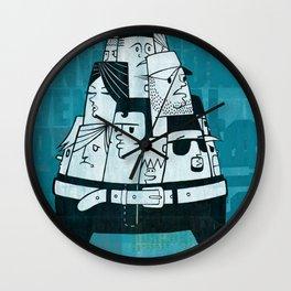 Allfitinone Wall Clock