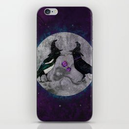 The Secret Gathering iPhone Skin