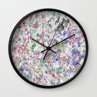 tote bag Wall Clocks featuring tote bag by ColinDKeefePhotography