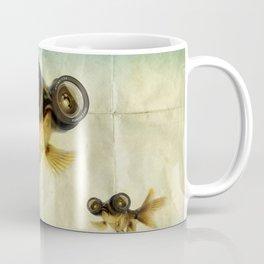 Fisheye lens (Goldfish) Coffee Mug