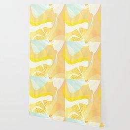 Lemon Meringue Melted Ice Cream  Wallpaper