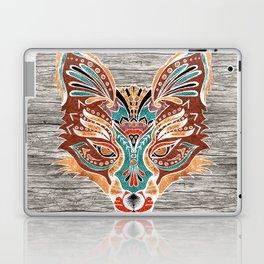 Zorro! (Bohemian Fox) Laptop & iPad Skin