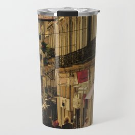 Saturday Shoppers (acheteurs samedi) Travel Mug