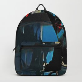 FIST OF THE BPP Backpack