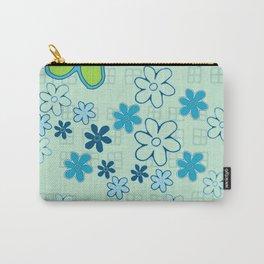 Handbag Heaven Blues Carry-All Pouch