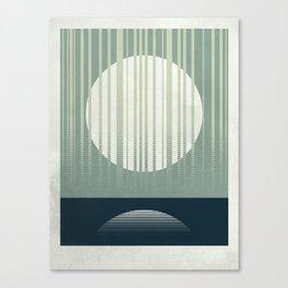 Forest Mist Canvas Print