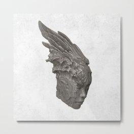 Stone Angel Metal Print