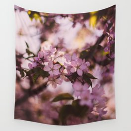 Beauty of Spring III Wall Tapestry