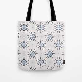 KUDO (Blue) Skull Pattern Series Tote Bag