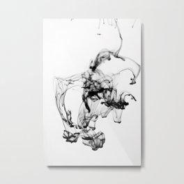 SMOOTH Movement Metal Print