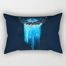 SLIPPING THROUGH (CHARITY Inversed) Rectangular Pillow