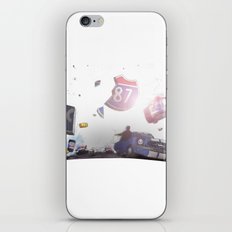 Google GEE | Number THREE iPhone & iPod Skin