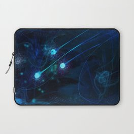 Contrast of Nothing Laptop Sleeve