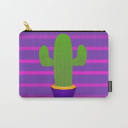 Prickly 80s Carry-All Pouch