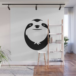 The Majestic Sloth Wall Mural