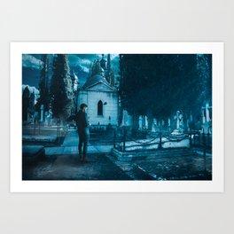 Eternal Art Print