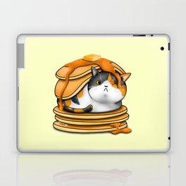 Kitty Pancakes Laptop & iPad Skin