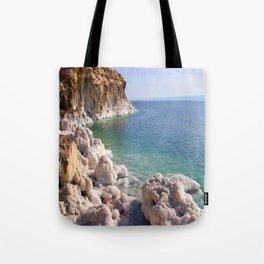 Salty Banks Tote Bag