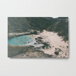 Cockroach Cove Metal Print