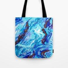 Opal Ocean  Tote Bag