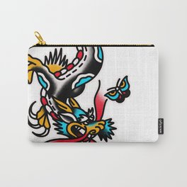 American traditional dragon Carry-All Pouch