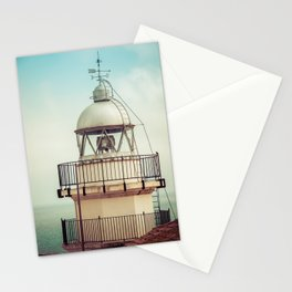 Lighthouse of Peniscola Stationery Cards