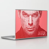 dexter Laptop & iPad Skins featuring DEXTER by Hands in the Sky
