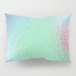 Simply Metallic in Holographic Rainbow Pillow Sham