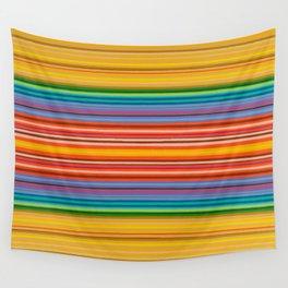 """Mango Tango""  Op art Wall Tapestry"
