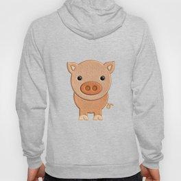 Cerdito de peluche - Pig of teddy Hoody