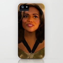 Memories and Past Lives iPhone Case