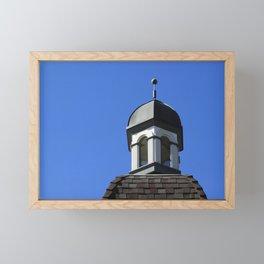 Bell Tower Framed Mini Art Print