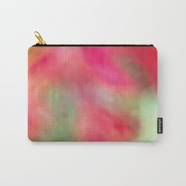Pink Flower Dreaming Carry-All Pouch