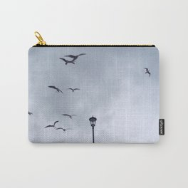 Seagulls at Cromer Carry-All Pouch