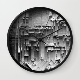 this dying city Wall Clock