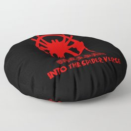 Into the Spider-Verse Floor Pillow