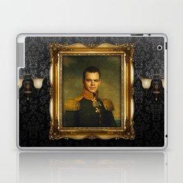 Matt Damon - replaceface Laptop & iPad Skin