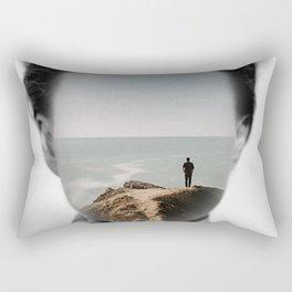 Silence 3 Rectangular Pillow