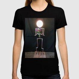 Lamp Lady - FredPereiraStudios_Page_2 T-shirt