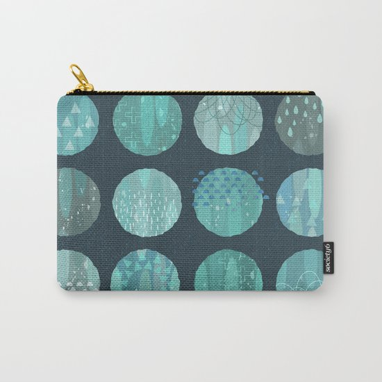 CELESTIAL BODIES - MIDNIGHT Carry-All Pouch