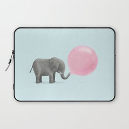 Jumbo Bubble Gum Laptop Sleeve