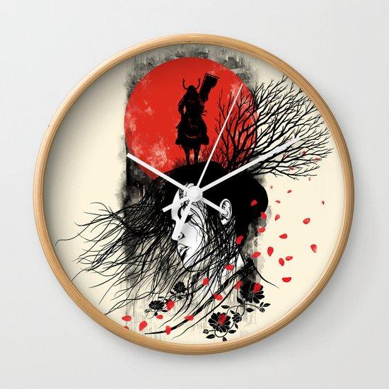 Renai Wall Clock