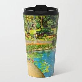 Gardens of Pluto Travel Mug