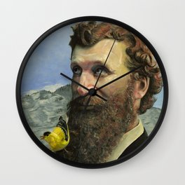John Muir Wall Clock