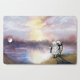 Companion Sheep Cutting Board