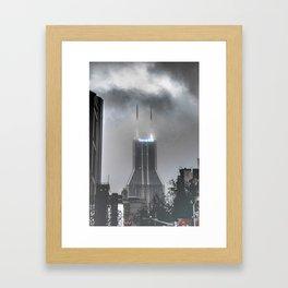 Shimao Framed Art Print