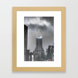 Shimao Framed Art Print