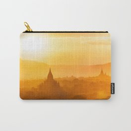 Sunrise in Bagan Carry-All Pouch