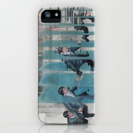 The Grid iPhone Case