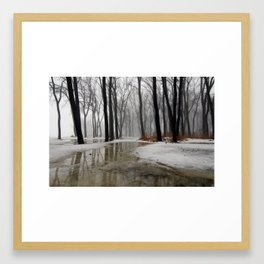 Wintermission Framed Art Print